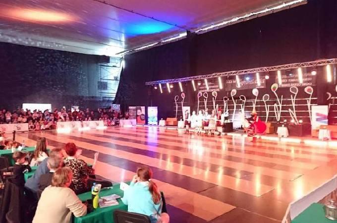 Miedzyklubowy Turniej Tańca OKrakowską Czapeczkę
