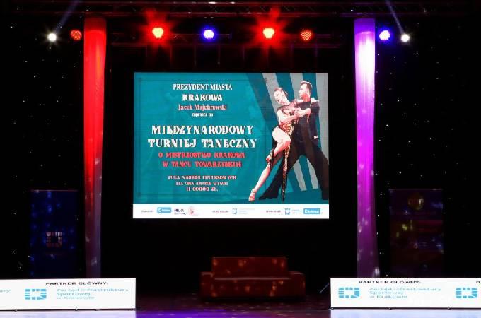 Międzynarodowy Turniej Tańca OPUCHAR KRAKOWA