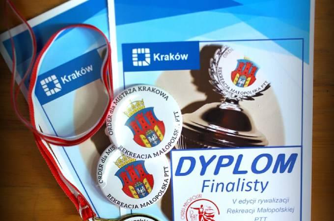 Finał Rekreacji Małopolskiej PTT
