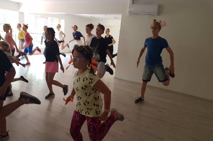 Turnus Obóz Taneczno-Sportowy  BOCHENIEC 2019