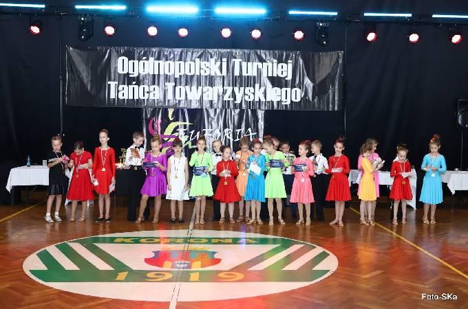 Turniej Tańca Euforia Dance