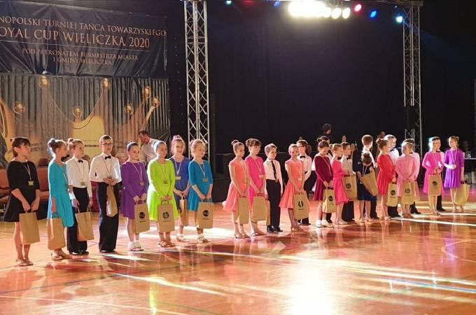 Turniej Tańca  WIELICZKA 2020
