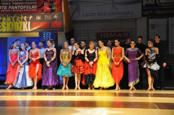 Beskidzki Festiwal Tańca Kęty 2015