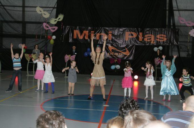 Mini Pląs 2015 - taniec dzieci