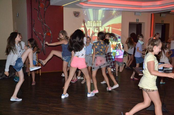 Obóz Sportowo-Taneczny cz. 2 – Kosarzyska 2016