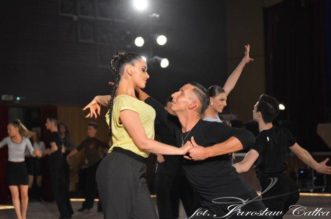 Taniec dla dorosłych imłodzieży - Nowy Sącz, Dębica 2015