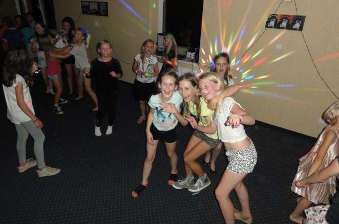 Taniec, sport izabawa - obóz taneczny 2015