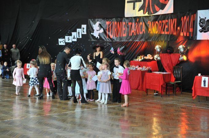 Turniej tańca Andrzejki 2014