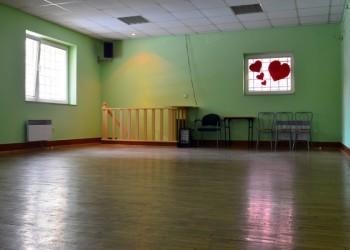 szkoła tańca - sala treningowa-1